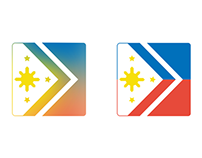 Filipinos Forward Logo Design