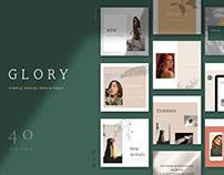 Glory Social Media Pack