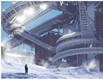 Frozen titan