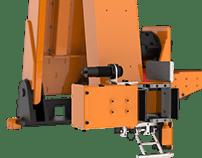 Robotic Rod & Tube Gripper for Oilfield Application