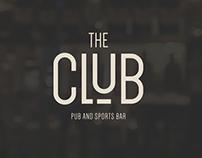 The Club - Proposta Identidade Gráfica