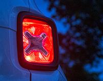 Jeep Renegade Photo Shoot & Editing