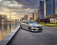 B-Class - Mercedes-Benz Australia