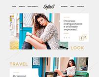 Sofia S fashion blog