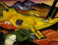 15 Facts About Franz Marc's Yellow Cow