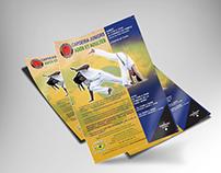 Flyer Capoeira