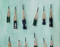 Chart of Pencils