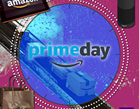 Amazon Prime Day illustration