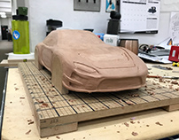 Car Design - Process Photos