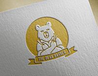Identité Visuelle The Bear Barber