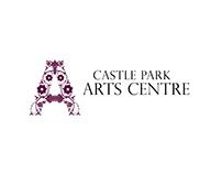 Castle Park Arts Centre Rebrand