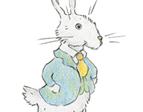 White Rabbit - Work with a character
