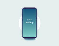 Samsung S8 Semi Minimal Mockup