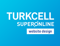 Turkcell Superonline - Website Design