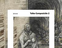 CB_TALLER COMPOSICION2_A PARTIR DE UNA PINTURA _201620