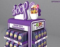 Shan Shoop Noodles 4 Sided FSU Designs.