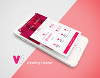 Wedding Planning App UX Design2-Wedding Planner