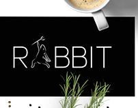 WHITE RABBIT logotype