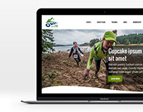 Oregon Road Runners Club | Web Design