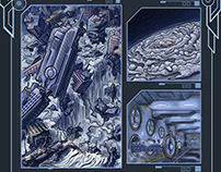 Illustration for The Ouroboros Universe - Apocalypse