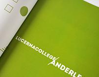 Lucerna College annual 2014- 2015