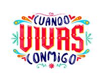 Logo producto CUANDO VIVAS CONMIGO
