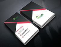 Modern Business Card Design in Photoshp CC