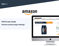 Amazon – Product Page Redesign