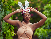 Easter with Afua Rida...