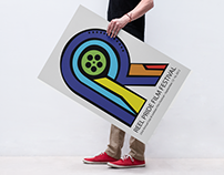Branding & Illustration | Reel Pride Film Festival