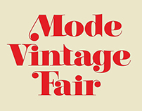 Mode Vintage Fair