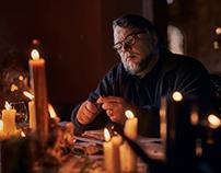 Patrón X Guillermo Del Toro