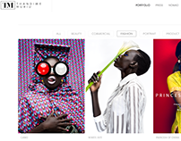 Website for Thandiwe Muriu