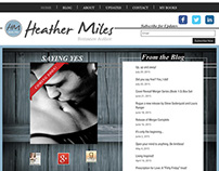 Author Heather Miles Website