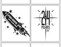 T-shirt designs for the 2010 Polaris Convention