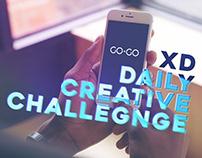 XD Creative Challenge DAY 4