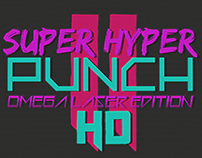 Super Hyper Punch: Omega Laser Edition HD II