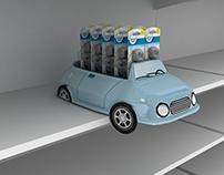Febreze Car Hotspot
