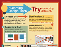 Weekly eLearning Design Tips
