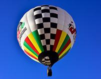 Carolina BalloonFest Hot Air Balloon Festival - Part 1