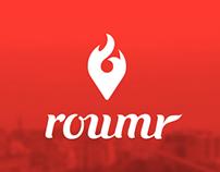 roumr app