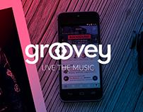 groovey MUSICAL APP