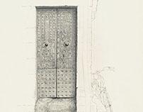 Florence Side Door