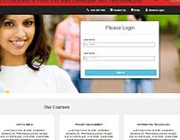 Mobile Responsive / Web App