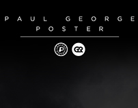 Paul George Poster