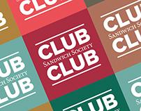 ClubClub Sandwich Society