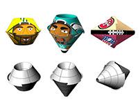 NFL Super Cones