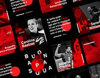 Punto Medico Sportivo | Social Media