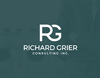Richard Grier Consulting - Brand Identity