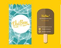 VaiBem gelados - Hello card!